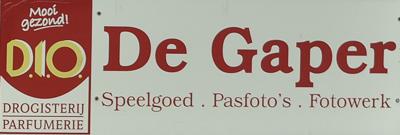 De Gaper logo