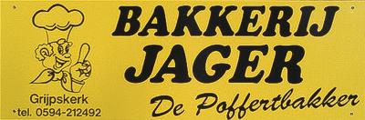 Bakkerij Jager logo